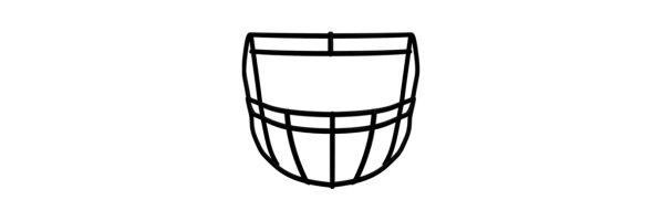 Facemasks für den Victor-i Youth von Riddell