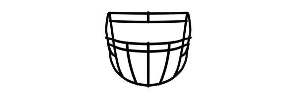 Facemasks für den Revolution Speed von Riddell