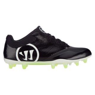 BURN 9.0 Schwarz Low Football Schuhe, D