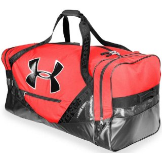 Under Armour Deluxe Equipment Bag Back Black