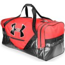 Under Armour Deluxe Equipment Bag Black/Red