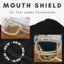 Mouth Shield für Xenith Facemaske