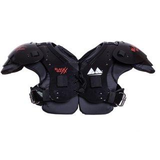 Blackmaxx Shoulder Pad incl. Backplate von Bike