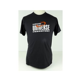 Universe T-Shirt, Black