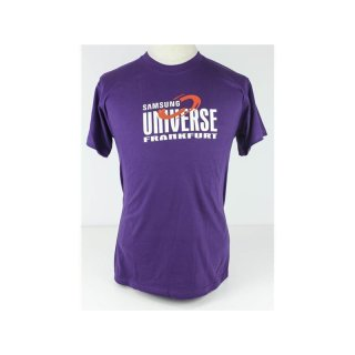Universe T-Shirt, Lila