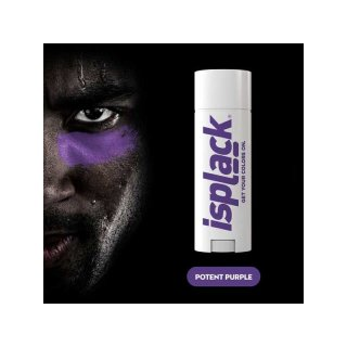 Eye Black - Purple von Isplack