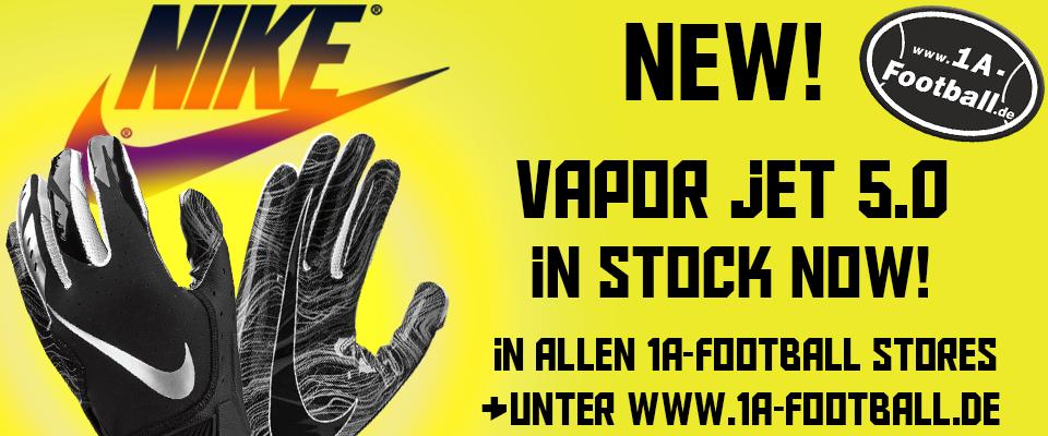 New in Stock: Nike Vapor Jet 5.0